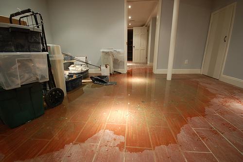 basement flooding restoration beaverton 24 7